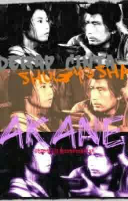 Edited cover for derap cinta shugyosha: Akane