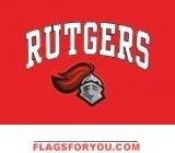 Customized Rutgers Flag