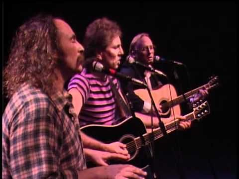 """Wasted On The Way ~ Crosby, Stills And Nash    """"Look around me / I can see my life before me / Running rings around the way / It used to be."""""""
