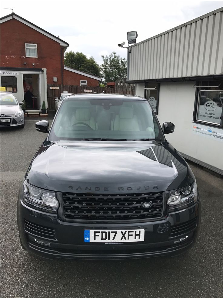The Range Rover Autobiography #carleasing deal | One of the many cars and vans available to lease from www.carlease.uk.com