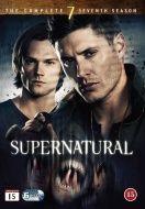 Supernatural - Kausi 7 - DVD - Elokuvat - CDON.COM