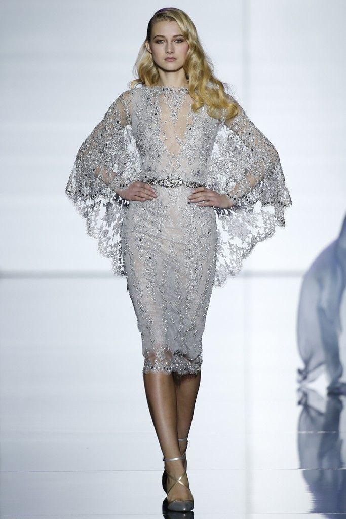 Zuhair Murad Couture Spring 2015 - Slideshow - Runway, Fashion Week, Fashion Shows, Reviews and Fashion Images - WWD.com