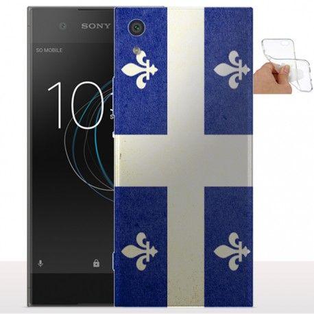 Drapeau du Quebec pour le Sony XA1