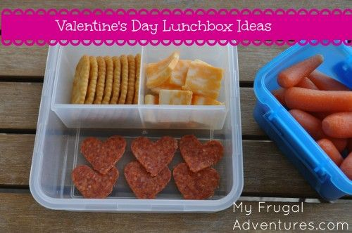 valentine's day lunchbox notes