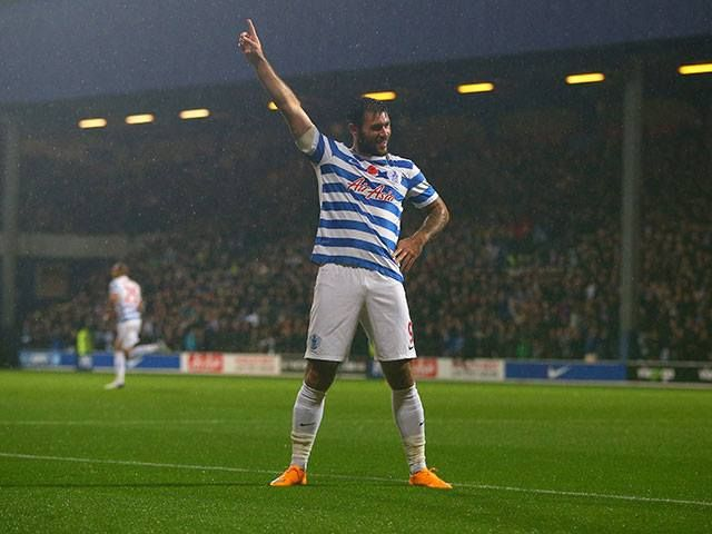 The one and only Charlie Austin #QPRANDPROUD