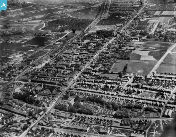 The town centre, Sittingbourne, 1925