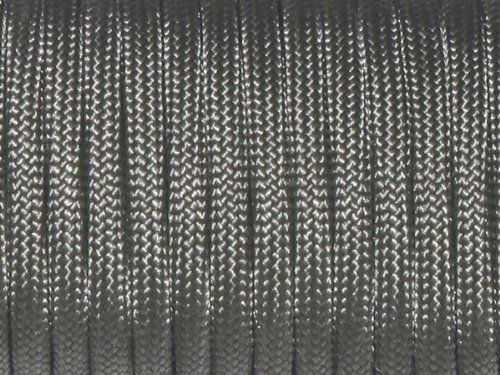 7 Strand Core 550lb Paracord Parachute Cord Lanyard Mil Spec Type III-100ft (Gun Gray(51#)). For product & price info go to:  https://all4hiking.com/products/7-strand-core-550lb-paracord-parachute-cord-lanyard-mil-spec-type-iii-100ft-gun-gray51/