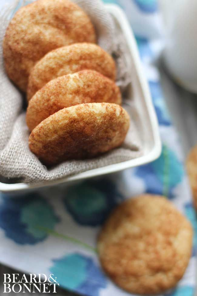 Snickerdoodles   Share The Love Giveaway (Gluten Free)