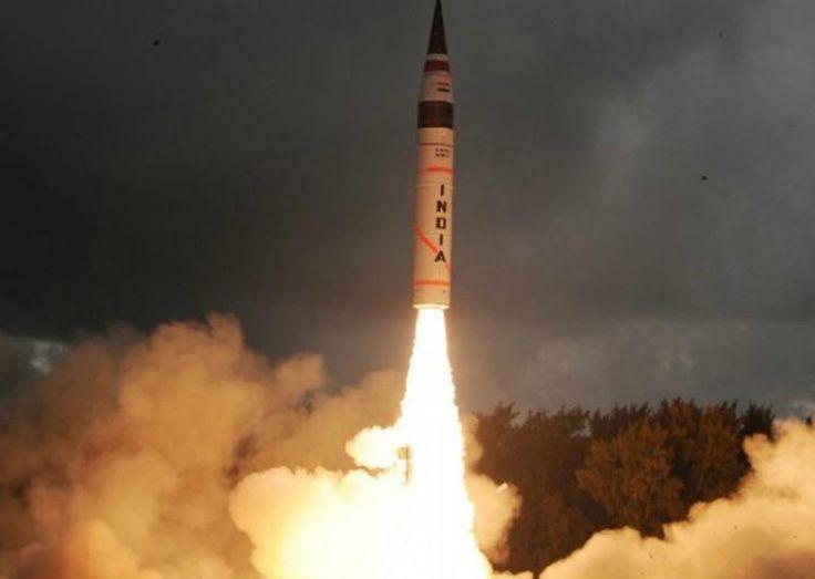 Trial of Agni-II Ballistic Missile fails to meet desired parameters :http://gktomorrow.com/2017/05/06/trial-agni-ii-ballistic-missile-fails/