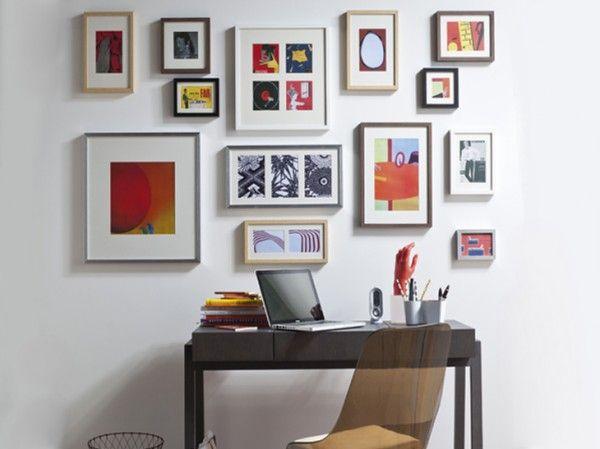 40 photographies d'idées déco pour des murs de cadres | Designiz - Blog décoration intérieure, design & architecture