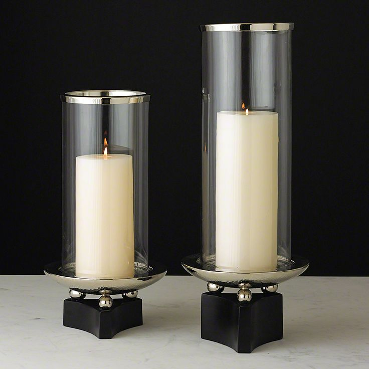 Instyle luxury candle holders votives for Candele on line