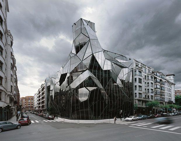 Basque Health Department Headquarters by Coll-Barreu Arquitectos | Yatzer