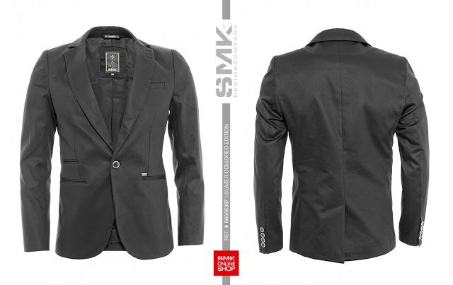 SMK DENIM&Co.: SMK DENIM&Co. | BLAZER COLLORED EDITION