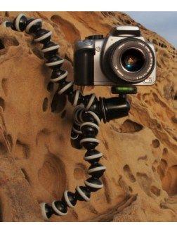 Joby Gorilla Pod, best video blogging camera