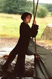 Kiera Knightley in Pride and Prejudice: Keiraknightley, Keira Knightley, Elizabeth Bennet, Swings, Pride And Prejudice, Jane Austen, Elizabethbennet, Favorite Movie