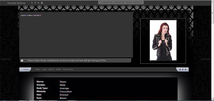 news slide header myfreecams black edit profile