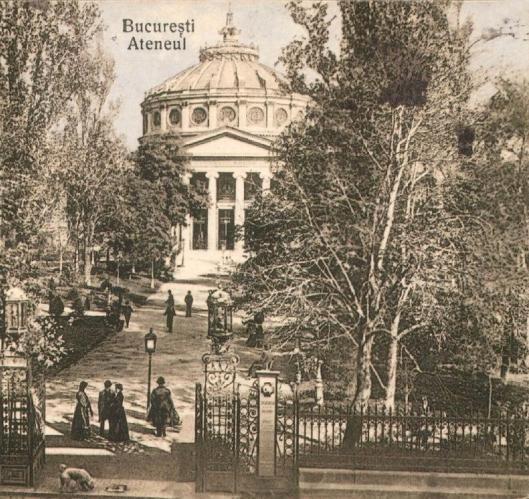 old bucharest romania bucurestiul vechi poze 00
