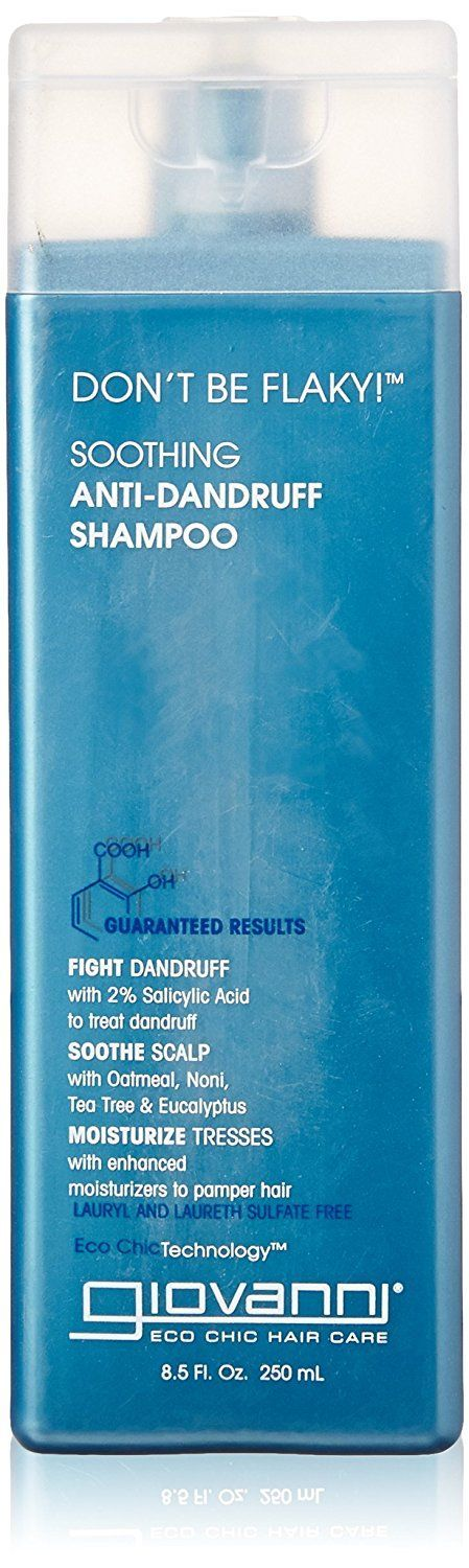 Giovanni Don't Be Flaky Anti-Dandruff Shampoo, 8.5 Fluid Ounce *** For more information, visit image link.