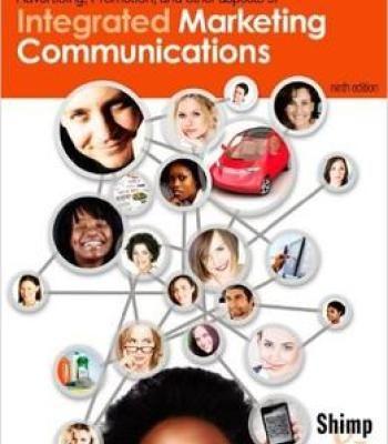 Advertising Promotion And Other Aspects Of Integrated Marketing Communications 9th Edition PDF