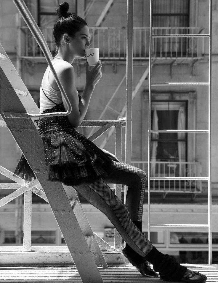 Kendall Jenner for Vogue Spain October 2016