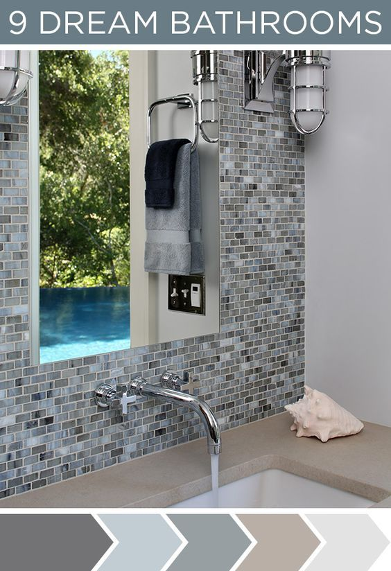 The Yearu0027s Best Bathrooms: NKBA Bath Design Finalists For 2014, Extended  Gallery