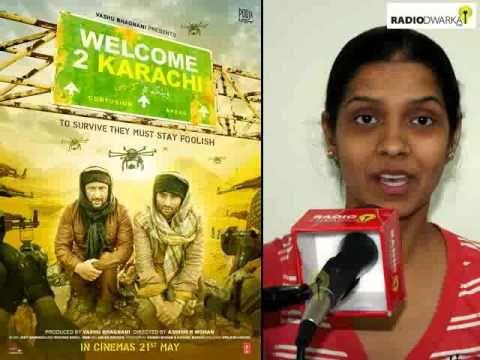 Welcome to Karachi, Arshad Warsi, Jackky Bhagnani, Welcome to Karachi - Q-Dekhe with GetMovieInfo, reasons to watch welcome to karachi, Lauren Gottlieb, Vashu Bhagnani, Ashish R Mohan #WelcometoKarachi #ReasonstoWatchWelcometoKarachi #ArshadWarsi #JackkyBhagnani
