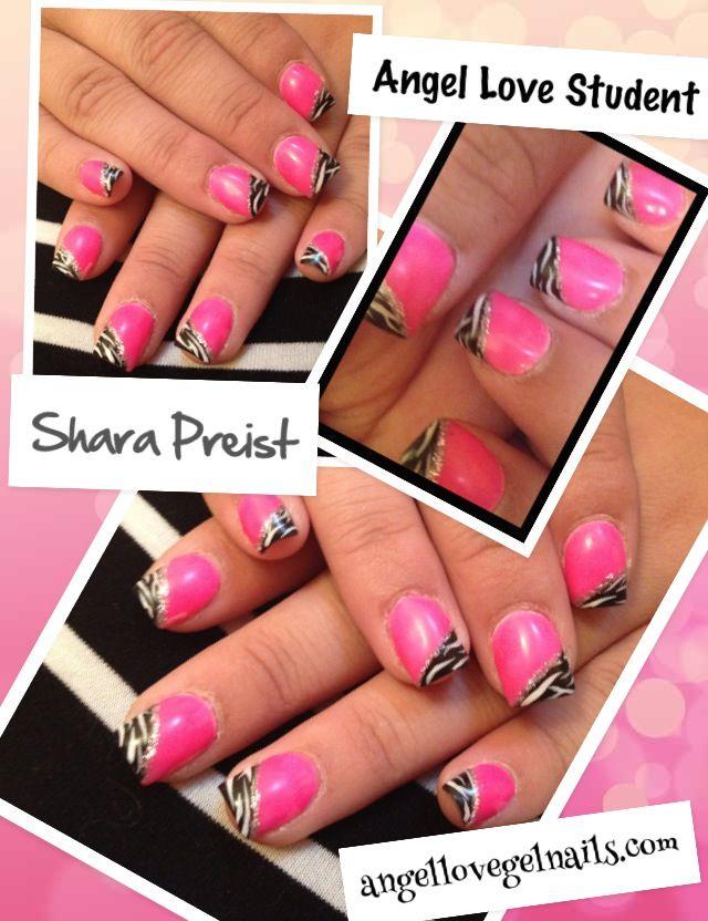 726 best AL Gel Nail Art images on Pinterest | Gel nail, Gel nail ...