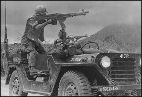 August 22 - October 2, 1965     Operation Highland: the 1st Brigade, 101st Airborne Division conducts a coordinated airmobile assault and ground attack to open the An Khe pass then clear and secure Route 19 from Qui Nhon to An Khe and then to Pleiku. The Brigade moved by air and boat from Cam Ranh Bay to the Qui Nhon area to conduct this operation which secured the An Khe base area for the soon-to-arrive 1st Cavalry Division.