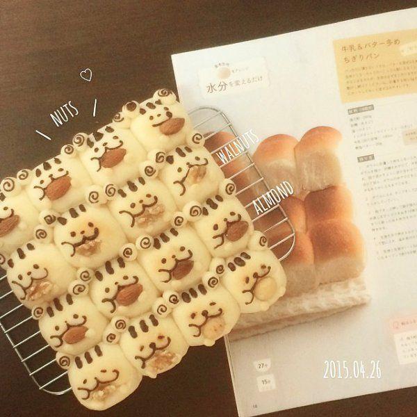 おいしい・簡単・かわいすぎ♡アレンジちぎりパンが進化中!! | ギャザリー