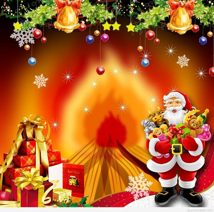 Merry Christmas wishes greetings messages.