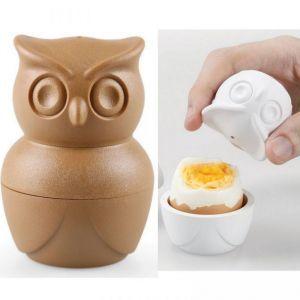 Подставка для яйца,солонка, перечница Сова