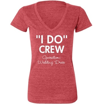 Check out this design from Bridal Party Tees.