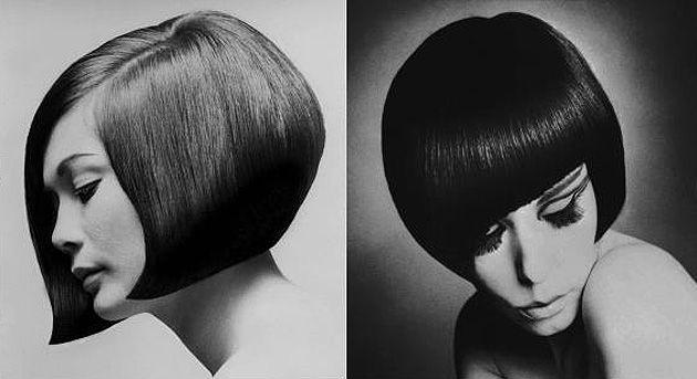Vidal Sassoon. The 1960's.