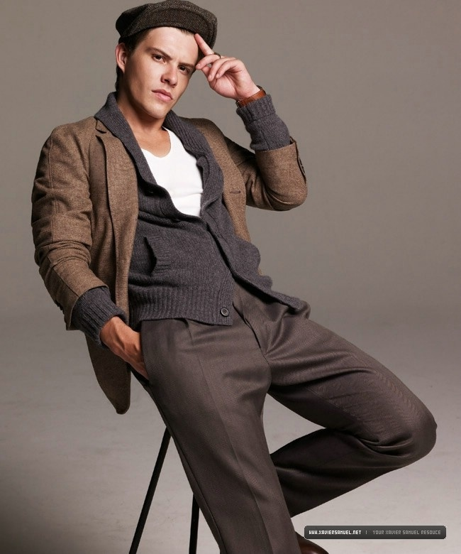 DAILY MALE - Xavier Samuel (born 10 December 1983) is an Australian actor. He has appeared in leading roles in the feature films September Further We Search, Newcastle, The Loved Ones and A Few Best Men, and played Riley Biers in The Twilight Saga: Eclipse. Want to see more pictures of Xavier? Visit his galleries on http://www.thecelebarchive.net/ca/gallery.asp?folder=/xavier%20samuel/