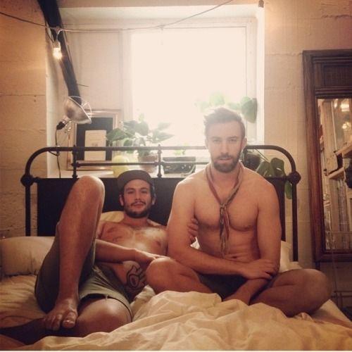 Sexy Homosexuell Paar Tumblr
