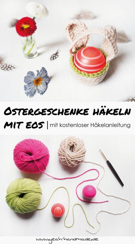 Anzeige Diy Ostergeschenke Häkeln Mit Eos Diy Geschenke