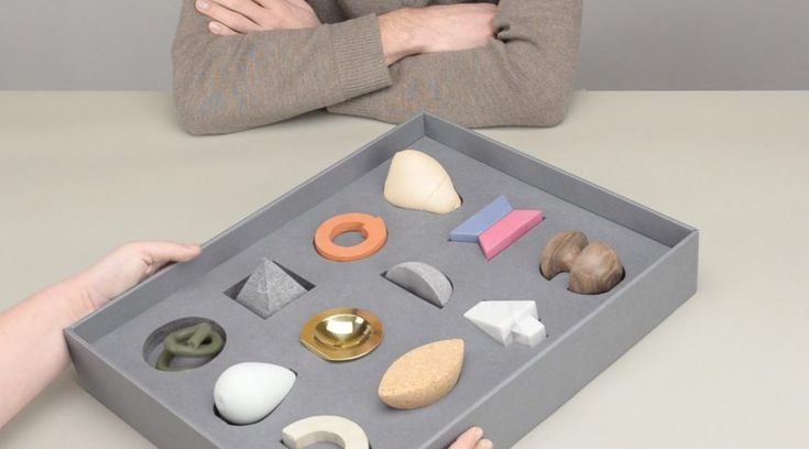 Design Academy Eindhoven graduate Nicolette Bodewes has created a tactile toolkit designed to be used in psychotherapy sessions.