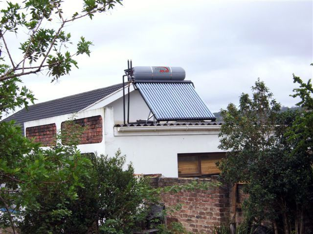 Residential Installation on a Flat Roof