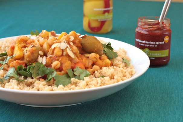 Moroccan Chickpea & Vegetable Stew   HANGRY   Pinterest