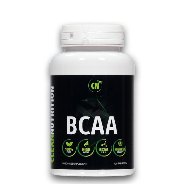 Clean Nutrtion BCAA  Description: BCAABCAAzorgt voor direct herstel tijdens en na het sporten. Dit voorkomt spierafbraak en verzorgt optimale kracht tijdens de inspanning. De afkorting B.C.A.A. staat voor Branched Chain Amino Acids oftewel vertakte keten Aminozuren. Branched Chain Amino Acids (L-Valine L-Leucine and L-Isoleucine) zijn de meest belangrijke aminozuren voor spiergroei en herstel om de training heen. Clean BCAA zorgt tijdens de training direct voor herstel door de snelle opname…