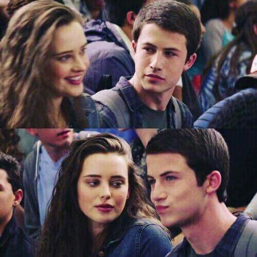 Hannah and Clay..They make d perfect pair!! ❤