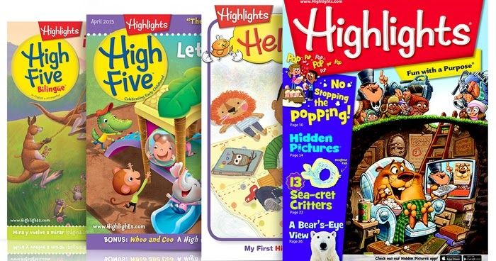 Get started here>>  FREE 3-Month Subscription to ANY Highlights Magazine!   Good2Grow   is offering  FREE Highlights Magazine Subscription ...