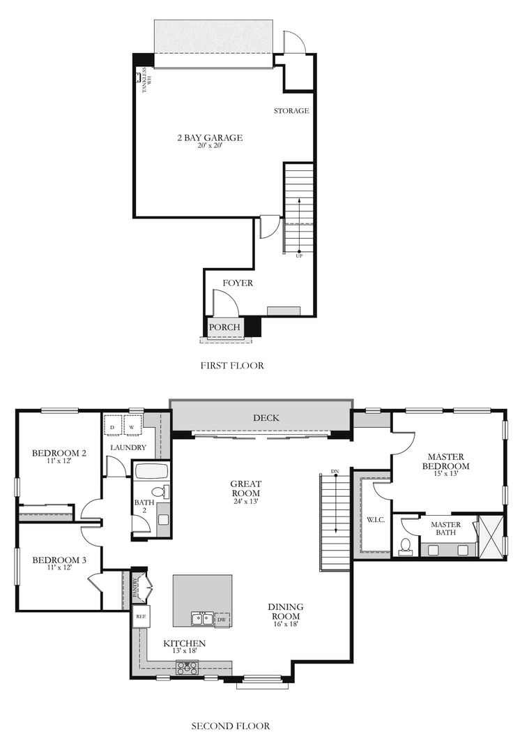 156 best 2 story th plans images on pinterest floor plans