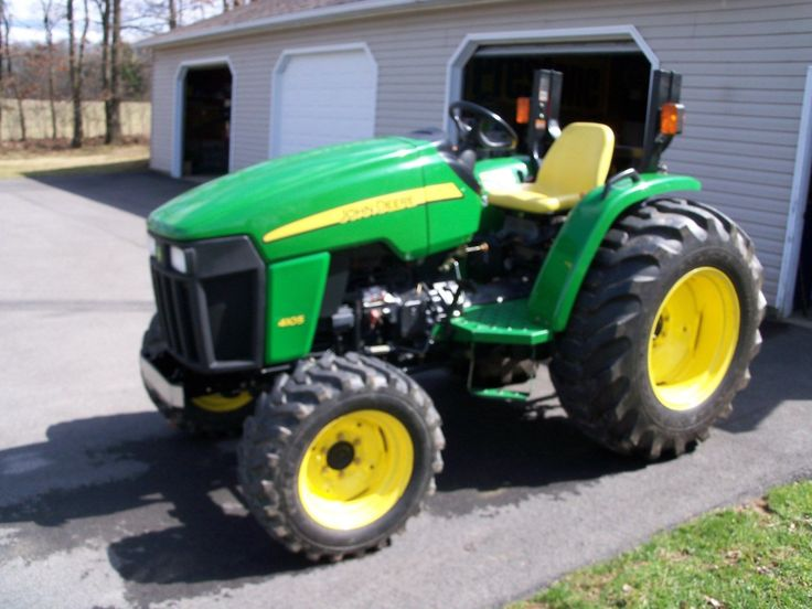 The 25 best john deere compact tractors ideas on pinterest 2010 john deere 4105 44 compact tractor for sale 230 hours hydro fandeluxe Choice Image