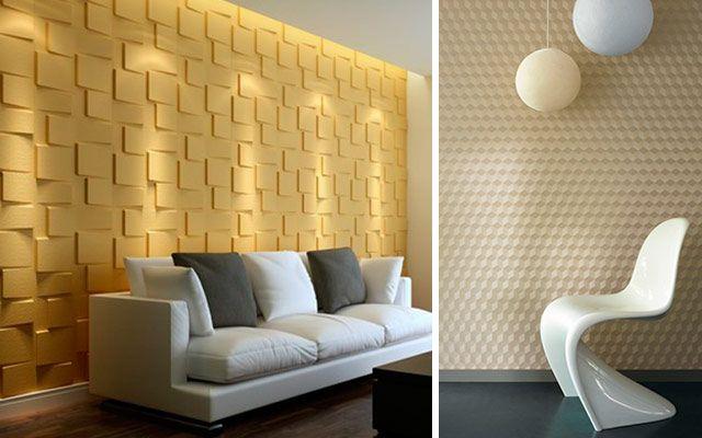 11 best paredes en 3D images on Pinterest | Decorate walls, Texture ...