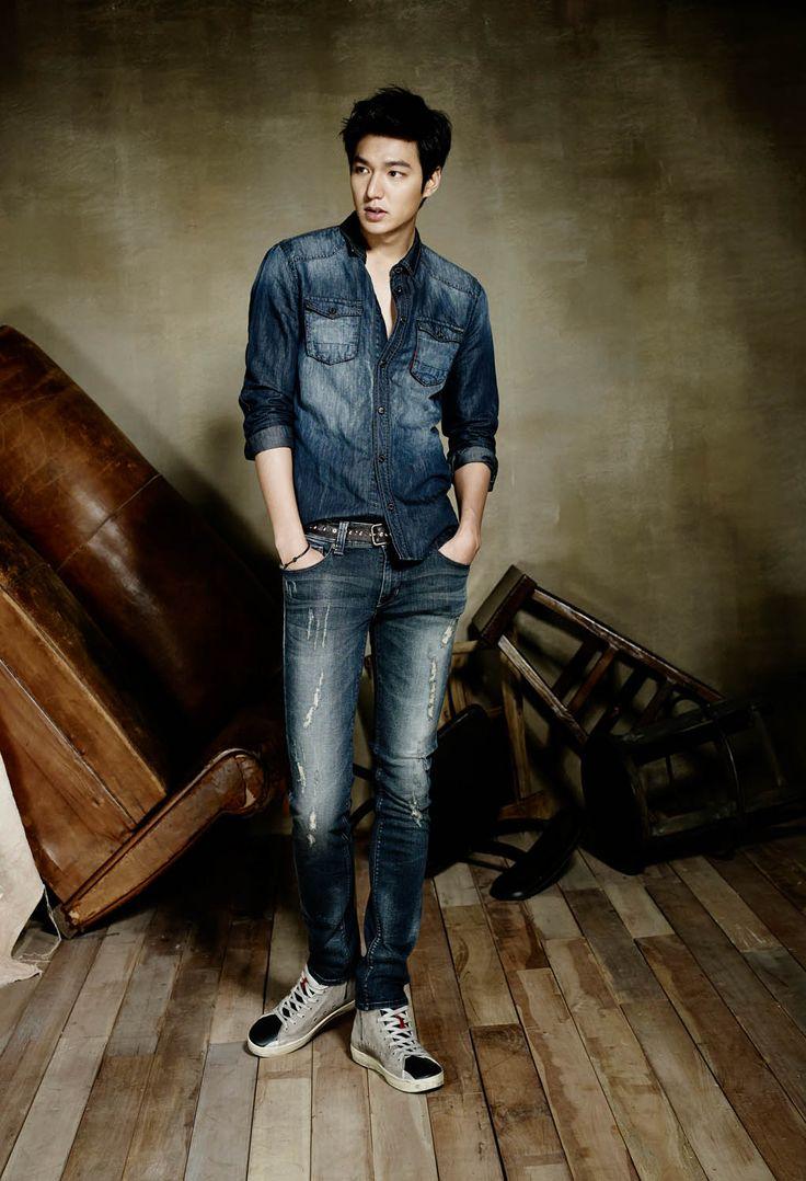Lee Min Ho - Guess Jeans F/W 2014