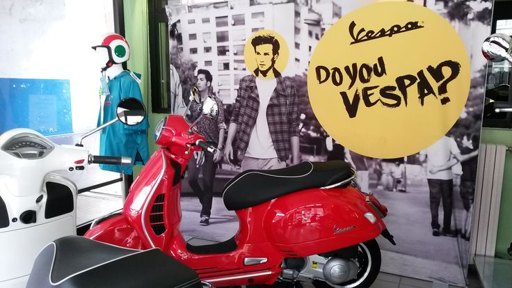 Do you Vespa?? YESS!! #Vespa the best or nothing!
