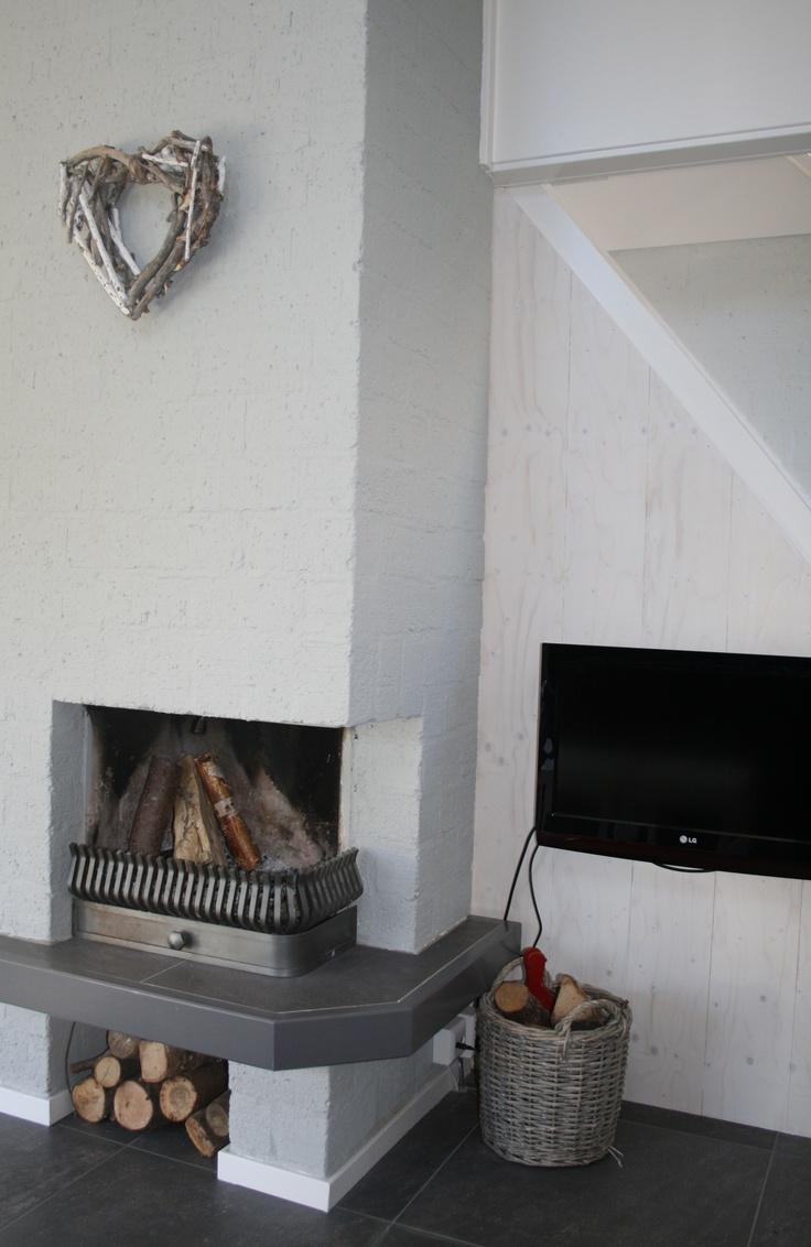 Project Lifs interieuradvies & styling. Renoveren van vakantiewoning aan de Noord-Hollandse kust. Zie www.lifs.nl