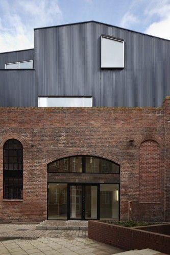 Shoreham Street / Project Orange - England