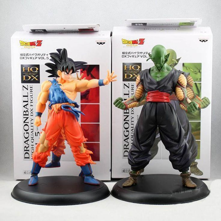 2pcs/1lot Dragon Ball Son Goku Toys #1352 Action Figure Brinquedo Toy Kids Christmas Gift Free Shipping #Affiliate